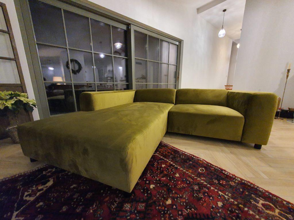 pohodlná sedačka z masívu Grande