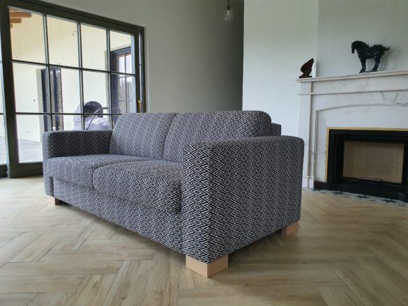NOVINKA 2020 – elegantne jednoduchá sedačka SOFABED